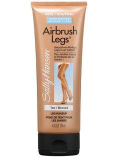 Sally Hansen Airbrush Legs Leg Makeup amazing i can never stop using