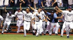 Tampa Bay Rays Tickets Information
