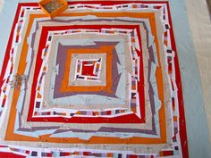 I absolutely adore this quilt from @Katie Pedersen
