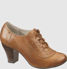 Lolita Ghille - Women's - Hushpuppies - no, perhaps THIS is the perfect brogue?