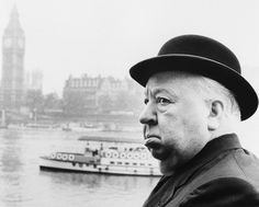 Alfred Hitchcock. A very interesting man indeed.