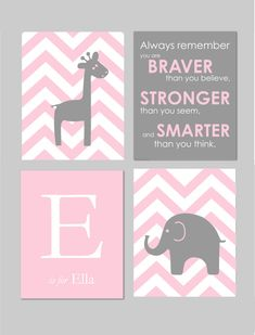 Pink and Gray Nursery Gray Nursery Winnie the Pooh Quote Always Remember by karimachal, $45.00