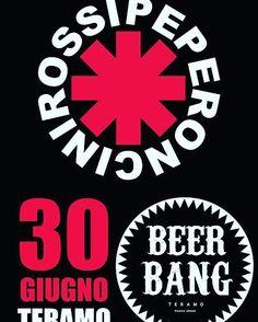 BEER BANG - Teramo⠀ PEPERONCINI ROSSI live * Red Hot Chili Peppers * | Eventi Teramo⠀ #eventiteramo #eventabruzzo #besties #bestoftheday…