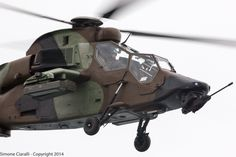 Spain: Matarò (Barcelona) Eurocopter EC665 Tigre