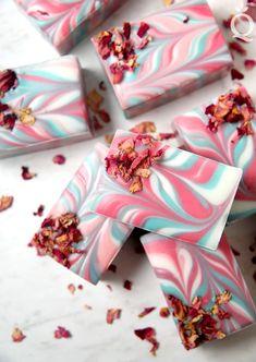 Wild Rose Soap