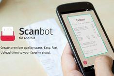 Aplicatie de scanat documente cu telefonul
