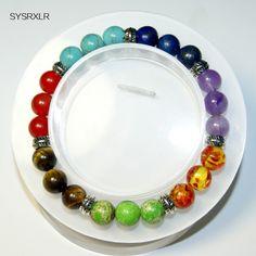 Check out our new 2017 New 1 Pz Men...    http://www.elder-land.com/products/2017-new-1-pz-mens-womens-7-chakra-bracelet-bracelets-mixed-color-crystal-stone-chakra-healing-mala-bracelet-jewelry-of-praying?utm_campaign=social_autopilot&utm_source=pin&utm_medium=pin