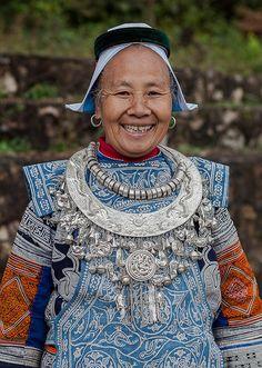 Guizhou : Matang village, Gejia Miao #32