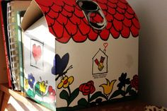 These little pop tab collection houses can make a big difference at your local Ronald McDonald House.