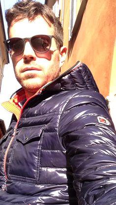 Goosefeel down jacket.