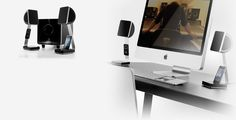 Focal XS 2.1 - Focal - Focal XS 2.1 - Focal multimedia system for PC and MAC - Get the great French sound of Focal