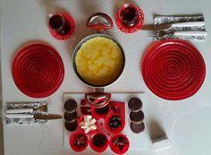 Kahvaltı❤ #kahvaltı #sunum #kırmızı #çay #kahve #yemek #pazar #breakfast