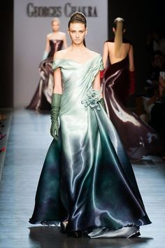 Europe Fashion Men's And Women Wears......: Georges Chakra Haute Couture Fall 2014: