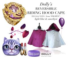 """""""Purple rain"""" by didesi ❤ liked on Polyvore featuring Lauren G Adams, Disney, Winky Lux and Dylan's Candy Bar"""