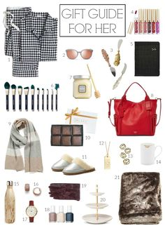 Gift+Guide+For+Her|+Penny+Pincher+Fashion