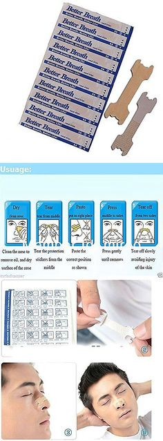 Nasal Strips: 315 Strips Nasal Strips (Large Tan) Better Breath Reduce Snoring Right Now -> BUY IT NOW ONLY: $37.65 on eBay!