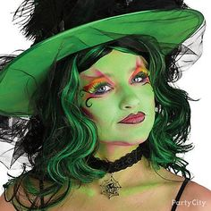 It's easy to conjure up this wicked look! Follow our step-by-step guide for a magical transformation!