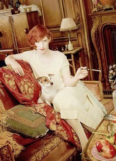 Eddie Redmayne on Transforming into The Danish Girl photographed by Annie Leibovitz. Vogue