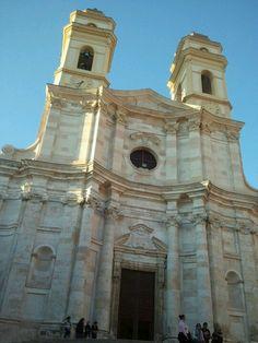 Chiesa di S.Anna - Cagliari, Sardegna, Italia.