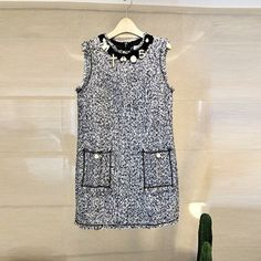 Order now from www.loveshoping01.com free postage worldwide Fall Dresses, Tweed, Fall Winter, Runway, Wool, Lady, Clothes, Collection, Design