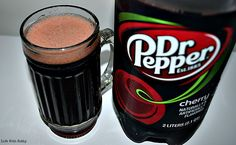 Dr Pepper has a grea