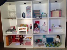 DIY American Girl Doll House | Wisconsin Parent