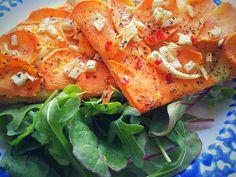 Sweet Potato & Fennel Pizza Recipe