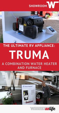 What a Truma is and why you want one! Come learn all about the on-demand water heaters, and furnace/water heater combination units. Solar Energy Panels, Best Solar Panels, Solar Energy System, Solar Water Heater, Water Heaters, Solar Panel System, Panel Systems, Rv World, Solar House
