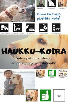 Haukku -koira - Viitottu Rakkaus Opi, Animals, Animaux, Animal, Animales, Animais