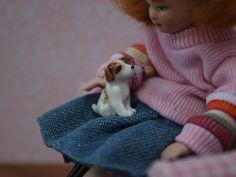 Dolls House Puppy Dog. GA298.