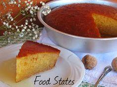 Ρεβανι - Food States Dessert Recipes, Desserts, Cornbread, Food And Drink, Sweets, Candy, Ethnic Recipes, Blog, Kuchen