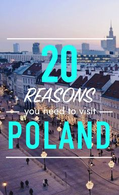 20 reasons you need to visit poland