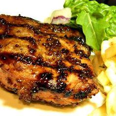 Dijon Grilled Pork Chops - Allrecipes.com