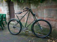 Pedersen Fahrrad, Hersteller Kemper