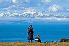 Ilha do Sol, Bolívia.