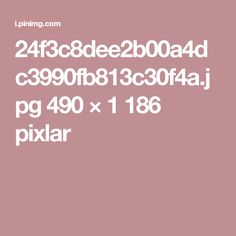 24f3c8dee2b00a4dc3990fb813c30f4a.jpg 490 × 1186 pixlar