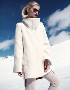 Sophisticated Snow Bunny Fashion : DV Mode September 2013
