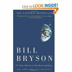 A Short History of Nearly Everything: Bill Bryson: 9780767908177: Amazon.com: Books