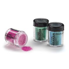 Stargazer's popular Glitter Shaker. There are so many uses for this amazing glitter it is hard to list them all here!