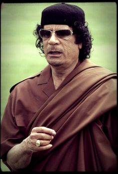 Muammar al-Qaddafi, the young Libyan army captain who deposed King Idris in September 1969, was proclaimed premier of Libya by the General People's Congress on January 15, 1970.  Blending Islamic Sharia Law, socialism and Arab nationalism, Qaddafi established a anti-Western dictatorship.
