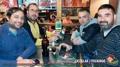 Amigos!! las fotos del Viernes en Lo de Carlitos Castelar/Ituzaingo Gracias por venir a todos!!
