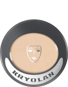 Kryolan maquillage de beauté - Ultra Foundation/ Teint - Ultrafoundation #kryolan #beauté #maquillage