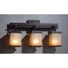 Design Craft Abriella 3-light Vanity