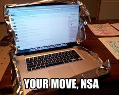 Foiling the NSA