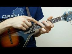 Third Position - Mandolin Lesson - YouTube