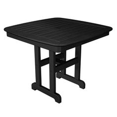Found it at Wayfair - Nautical Square Dining Table