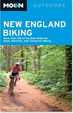 MOON New England Biking - 2nd Edition