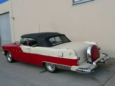 1955 PONTIAC STAR CHIEF CONVERTIBLE Maintenance/restoration of old/vintage vehicles: the material for new cogs/casters/gears/pads could be cast polyamide which I (Cast polyamide) can produce. My contact: tatjana.alic@windowslive.com