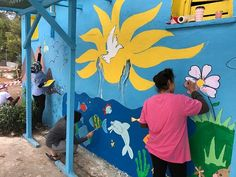 BAAT | Blogs | Art Therapy Practice at Ritsona Refugee Camp