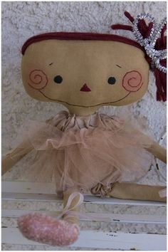 luv her blush!!  ;o) I love the whimsy and simplicity